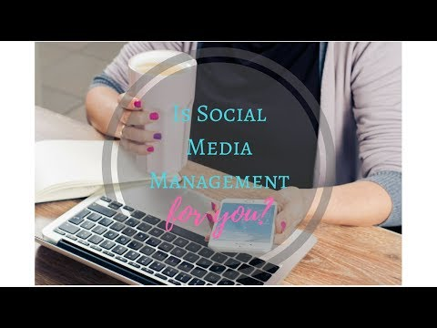 HOW TO BE A SOCIAL MEDIA MANAGER (WORK / EARN ONLINE 2017) – beautywithgeline