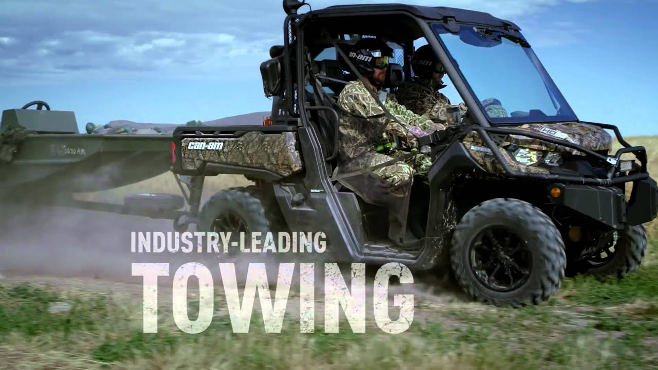 New 2016 can am defender xt country camo hd8 available for sale in hudson oaks tx
