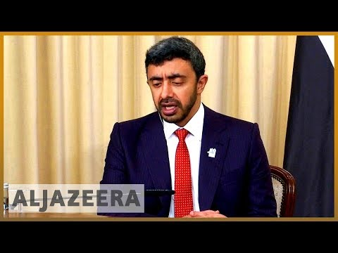 UAE and Russia show support for Iran on oil tanker attacks