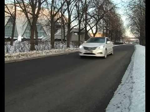 Тест драйв Hyundai Grandeur