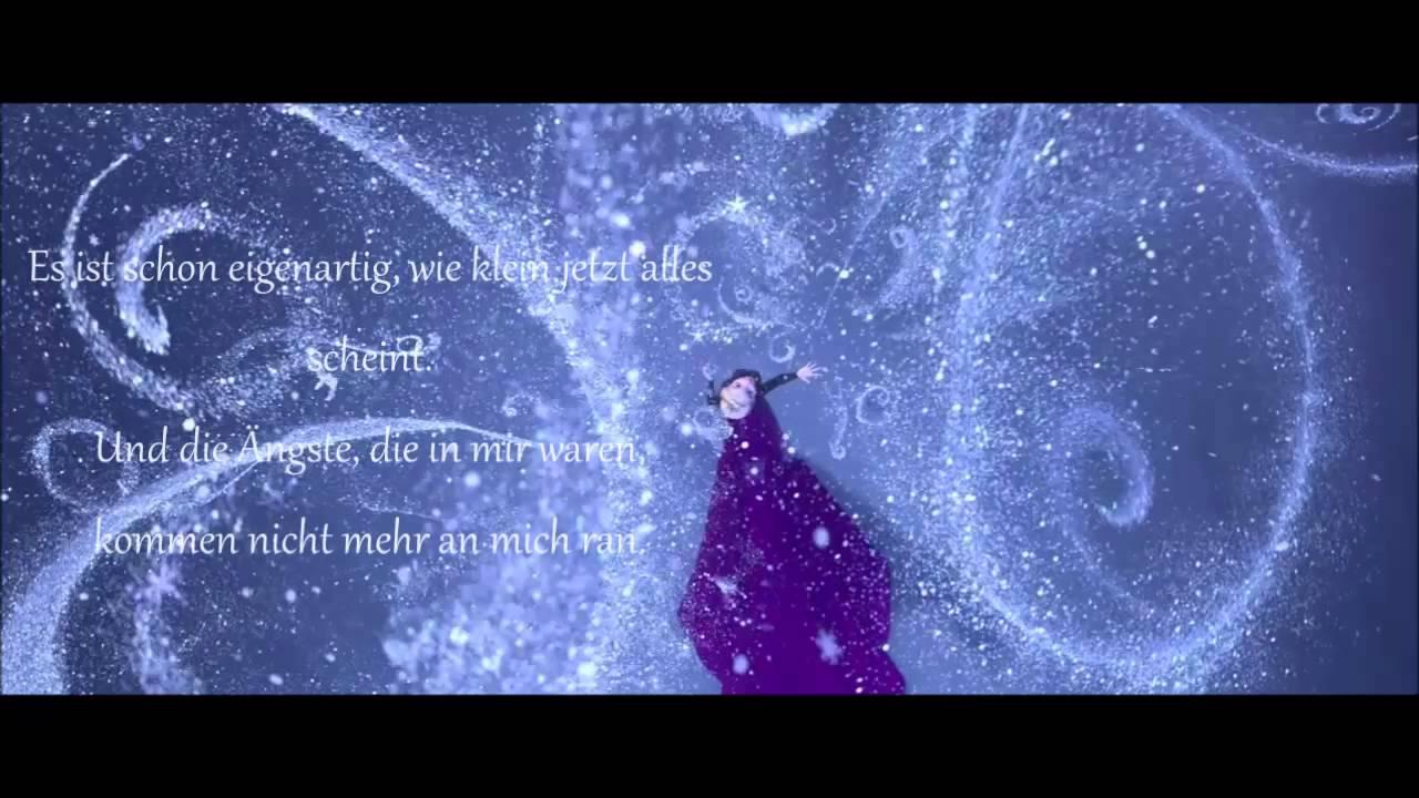 Die Eiskönigin - Lass jetzt los ~ Cover~ _ Mix aus Bildern ...