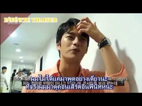 [thaisub] INFINITE Seo In Kuk & Hoya Cut
