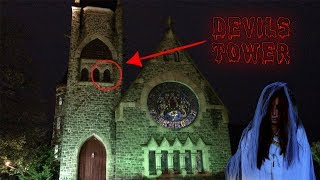 If you hear her scream you will die... (Exploring The Devil Tower)
