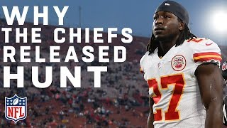 Chiefs Release Kareem Hunt | NFL Breaking News thumbnail