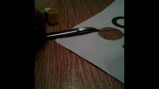 Как сделать камеру видеонаблюдения из бумаги