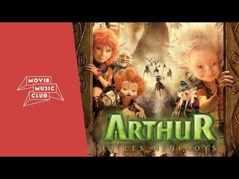 Eric Serra Eternally Grateful From Arthur Et Les Minimoys Ost Youtube