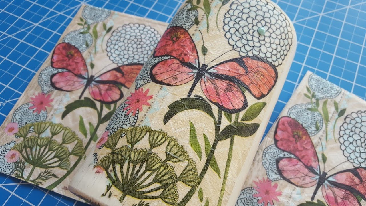 Where to start, or decoupage for beginners. Part 1