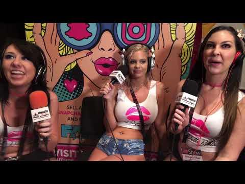 Brat Dolls Radio Show Live From AVN AEE in Las Vegas