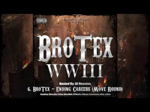 BroTex - WWIII (World War III) [FULL MIXTAPE+PURCHASE LINK]