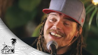 The Green - Trod the Hard Road (Live Acoustic) | Sugarshack Sessions