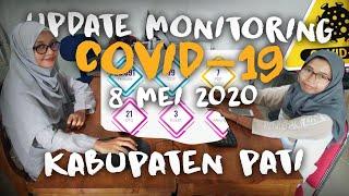 3 PDP PASIEN CORONA SEMBUH, 1 ZONA MERAH DI PATI (Covid-19 Kab. Pati)