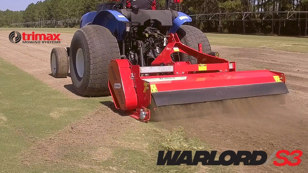Warlord - Heavy Duty Flail Mower | Trimax Mowing Systems USA