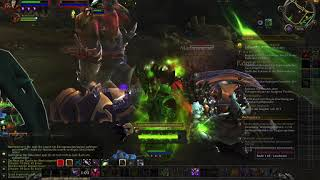 WoW Legion Level110 Macbook 2012