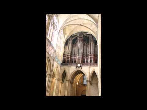 Symphonie IV - Carles Marie Widor.