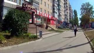 Тольятти. Улица Лизы Чайкиной. The City Of Togliatti. Street Lizy Chaykinoy.(, 2016-08-25T07:39:30.000Z)