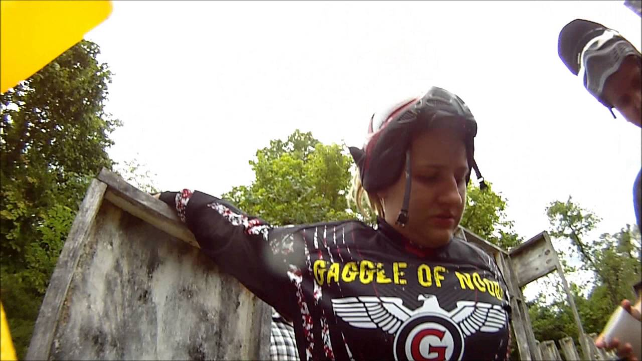 Gaggle Of Noobs: Paintball Team: