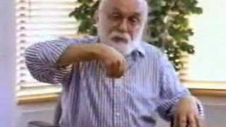 James Randi demonstrates how to fake psychic powers