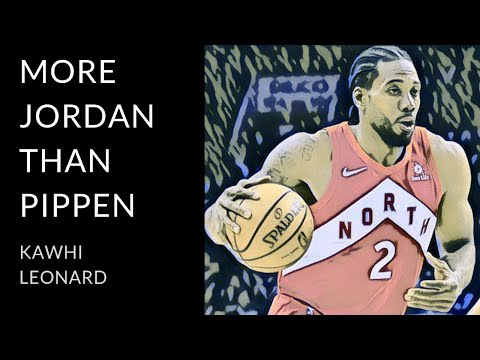 Kawhi Leonard analysis | The scoring (centric) machine (2019)