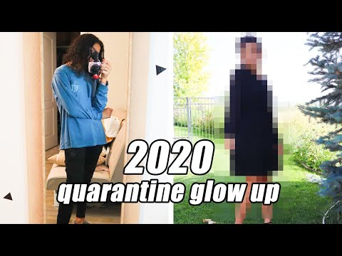 2020 QUARANTINE GLOWUP *finally Getting Out*