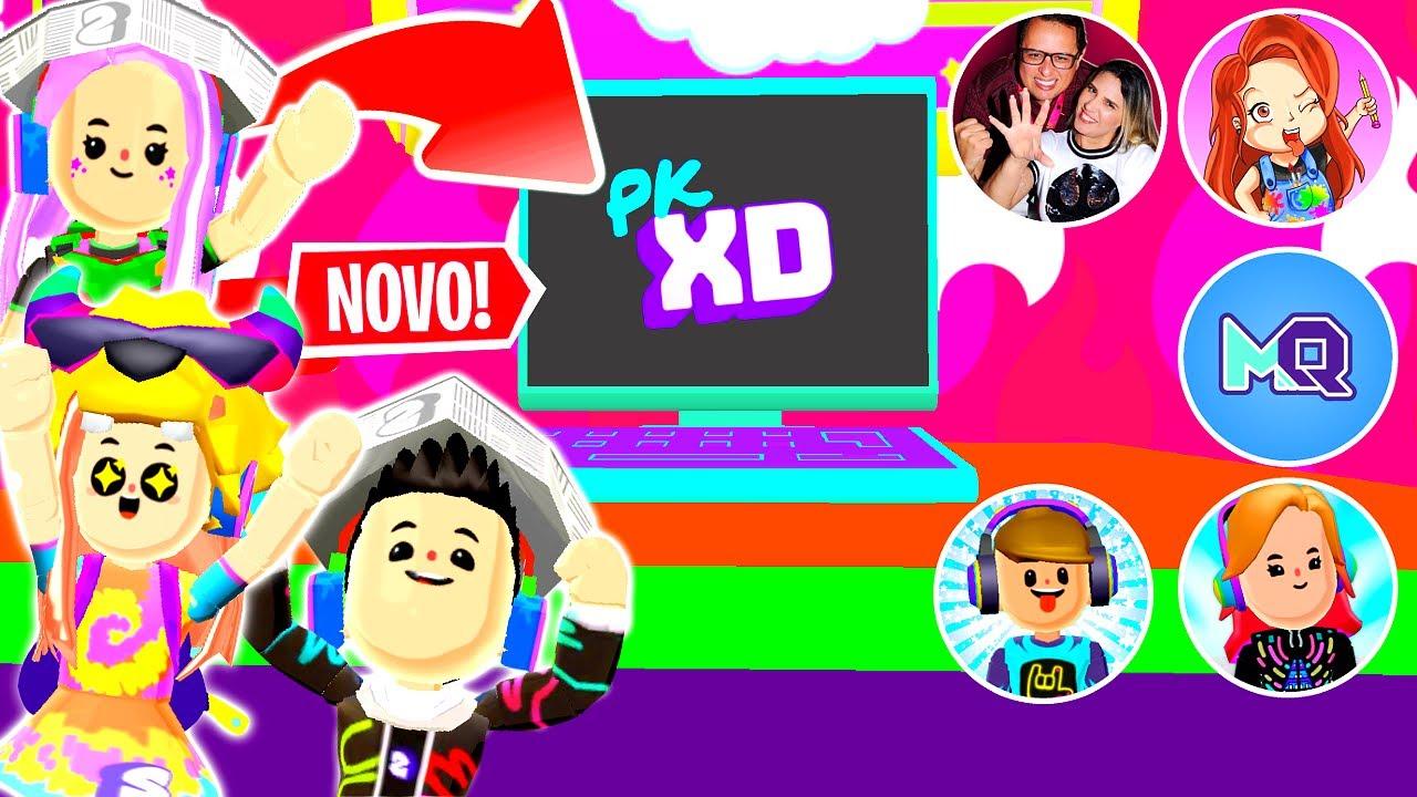 REAGINDO A VÍDEOS NO PK XD! - React