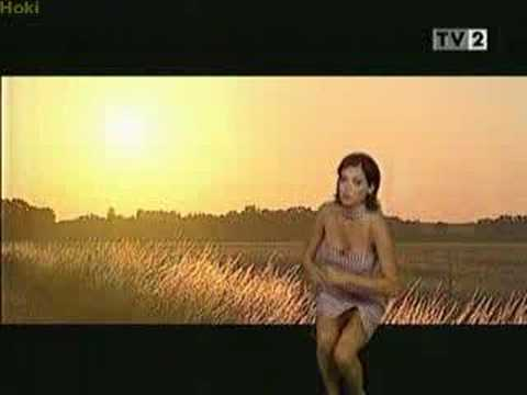 Hot Hungarian Weather Girl thumbnail