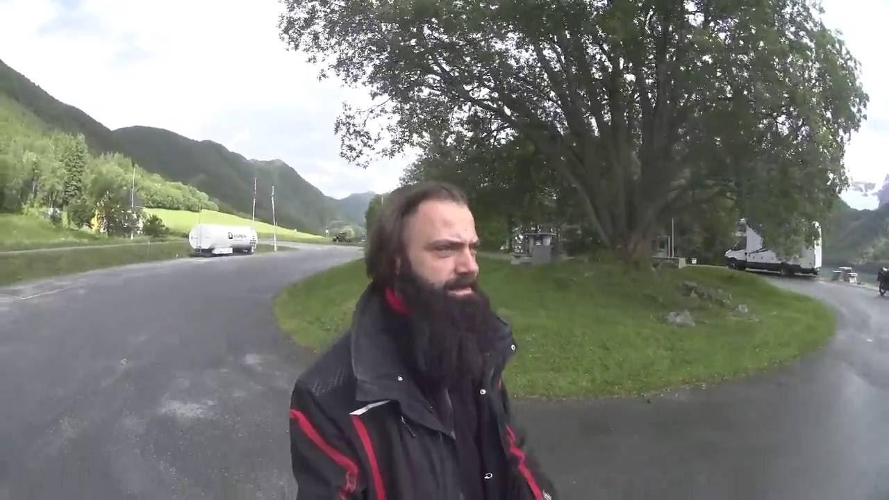 Места отдыха для путешественников в Норвегии