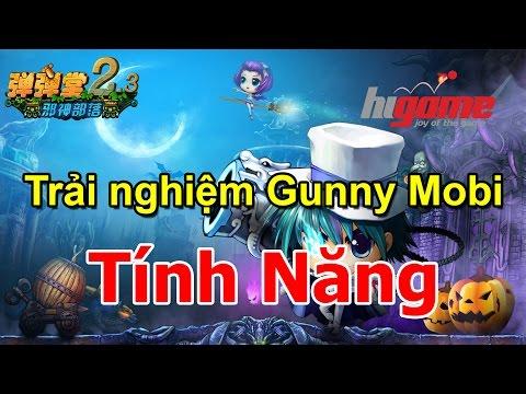 [1080p] Gunny Mobi Trung Quốc bản Android: Các tính năng chính