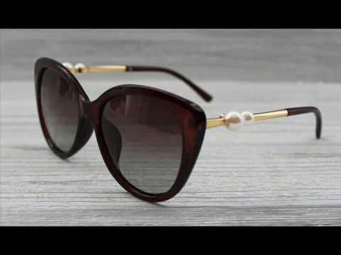 Як підібрати сонцезахисні окуляри по формі обличчя  - YouTube 2715cc92b4834