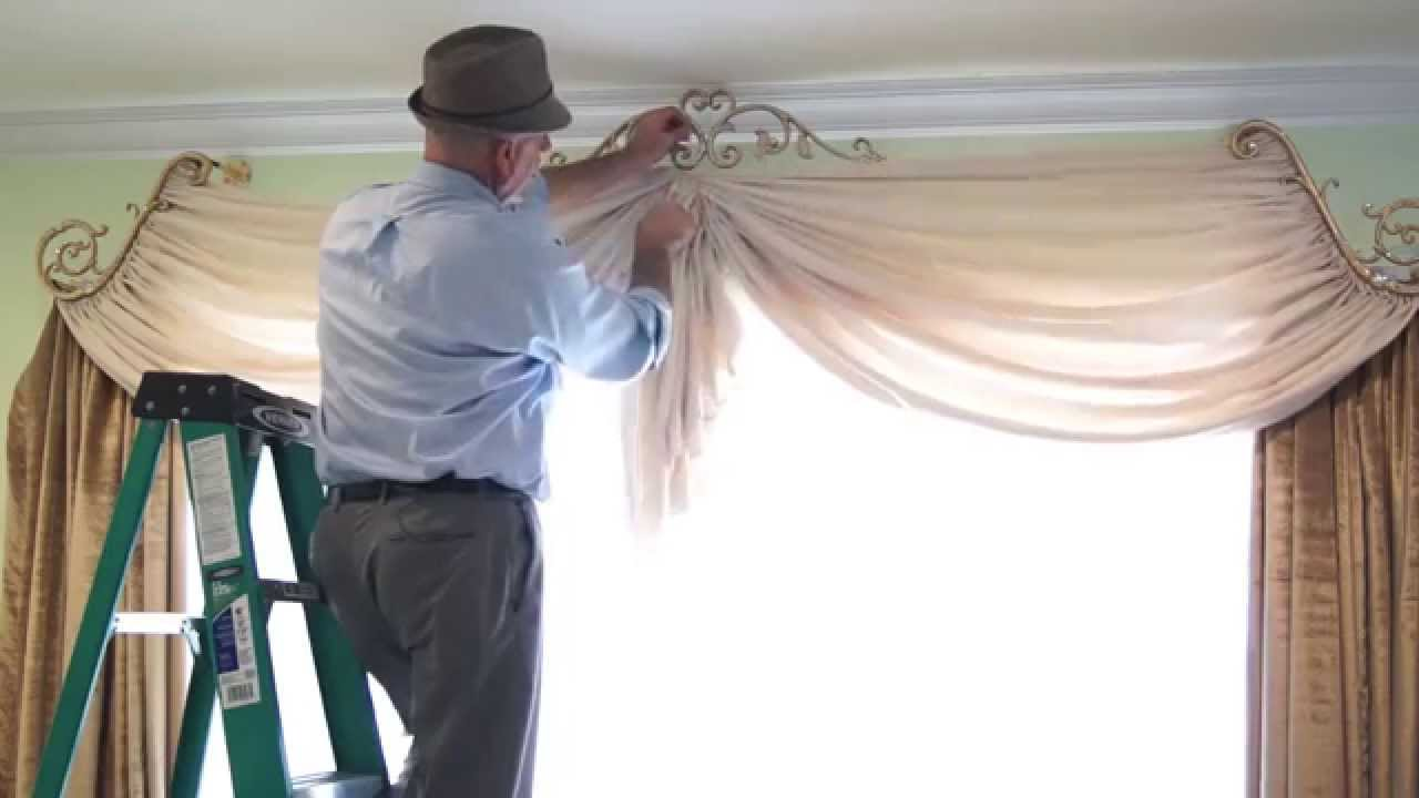 How To Buy Curtains How To Purchase And Install Diy Curtains And Drapes Video 85 Youtube