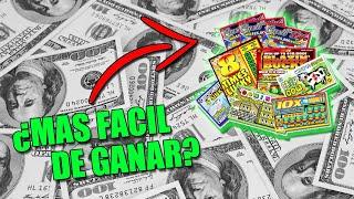 JUGANDO LOTERIA DE ESTADOS UNIDOS | ¿ES MAS FACIL GANAR?
