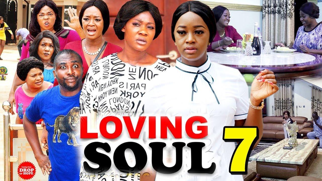 Download LOVING SOUL SEASON 7 - (New Movie) Mercy Johnson 2019 Latest Nigerian Nollywood Movie Full HD