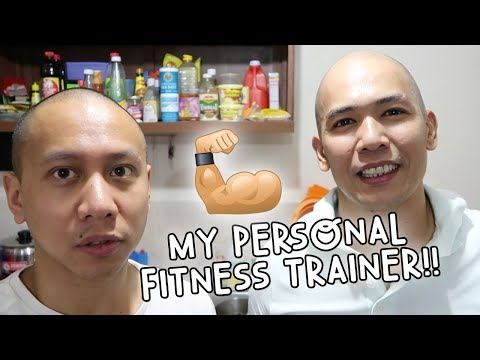 GETTING TO KNOW MY PERSONAL FITNESS TRAINER | Vlog #94