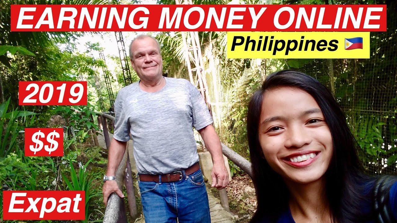 Earning Money Online Overseas