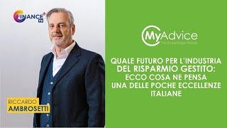 Quale futuro per l'industria del risparmio gestito: la voce di una delle poche eccellenze italiane