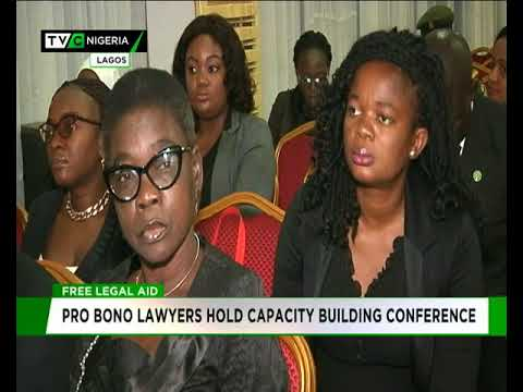 Free Legal Aid - Pro Bono Lawyers Hold Capacity Building Conference