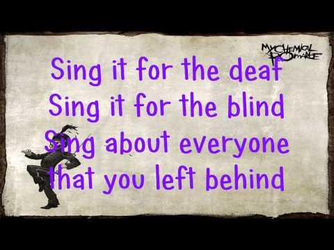 Sing by My Chemical Romance lyrics