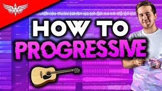 How To Make REAL Progressive House - FL Studio 20 Tutorial