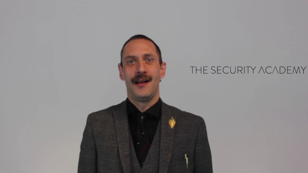 Close Protection Course Testimonial
