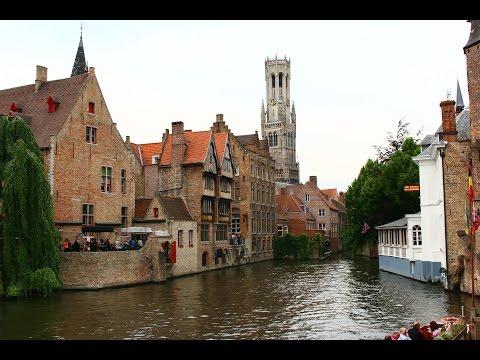 Bruges, West Flanders, Belgium - Venice of North Europe