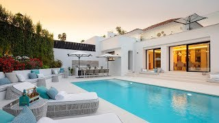 Superb Contemporary Style Luxury Villa, Nueva Andalucia, Marbella | 3.600.000 €