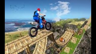 Ramp Bike Stunt Game 2020    Games 3D MotorCycle Race    Android Mobile GamePlay FHD   