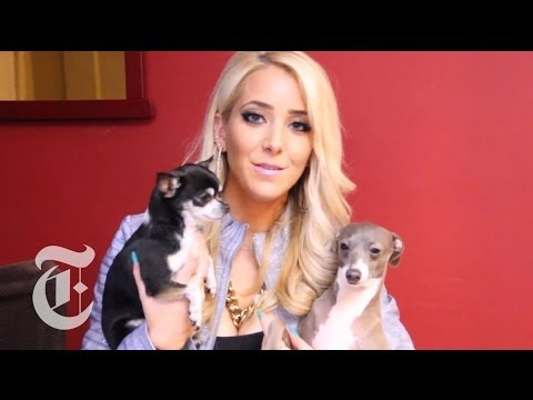 Jenna Marbles Answers Questions From The New York Times   The New York Times