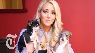 Jenna Marbles Answers Questions From The New York Times