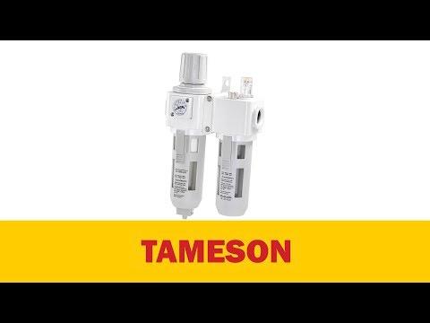 FRL filter regulator lubricator | tameson com