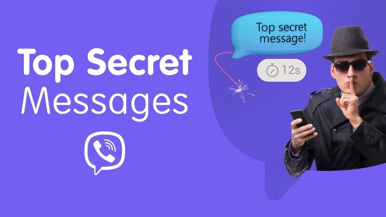 🕵️ Chats so secret, even James Bond would use them!