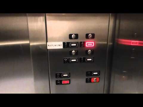 Kone Hydraulic Parking B Elevators At Dallas Love Field Airport
