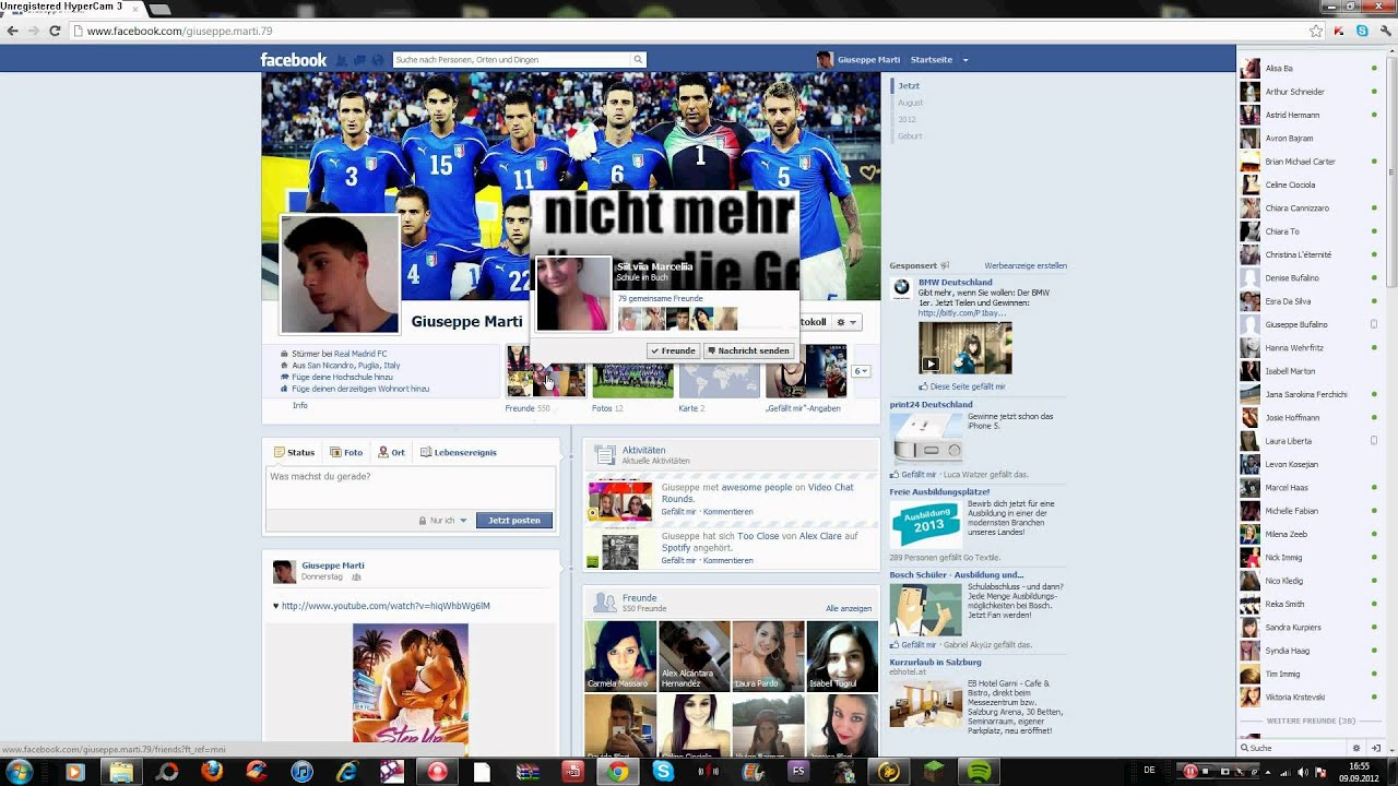 Facebook App Freunde Verbergen
