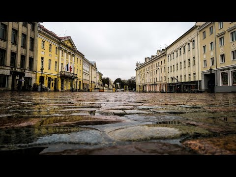 Exploring Tartu!