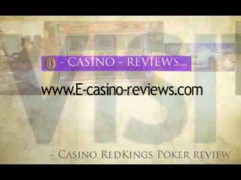 Casino RedKings Poker Review