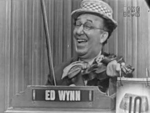 What's My Line?  Ed Wynn Apr 18, 1954